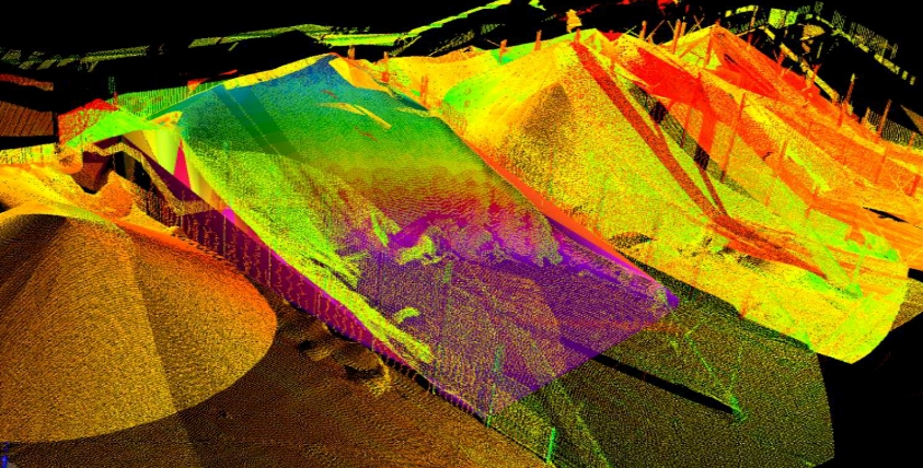 Multispectral arial imaging